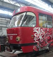 "Краснодарские трамваи серии Tatra T-3 пройдут капремонт на ""ТМЗ им. В.В. Воровского"""