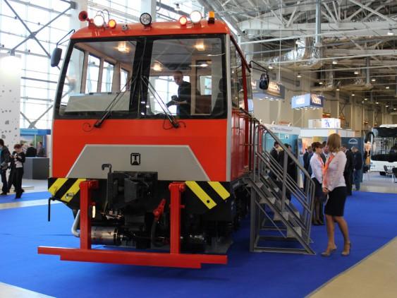 ТМ-230 на выставке