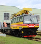 TMCP launched production of innovative railway vehicles
