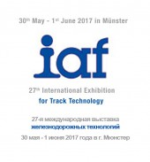 Visit our booth at IAF exhibition in Munster!