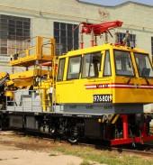 Латвийские железные дороги получили мотовоз МПТ-6К.