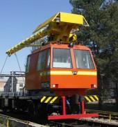 Поставка нового мотовоза МПТ-6 перспективному оператору