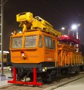 Автомотриса АДМ в главном железнодорожном музее России!